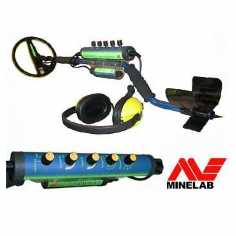 Minelab excalibur ii (su alt? arama icin de uygundur) - urun.